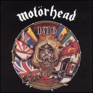 Motorhead - 1916 cover art