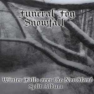Funeral Fog - Winter Falls Over the Northland cover art