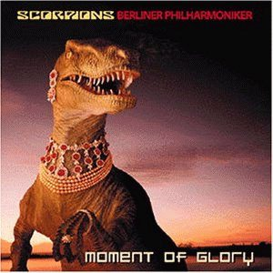 Scorpions - Moment of Glory cover art
