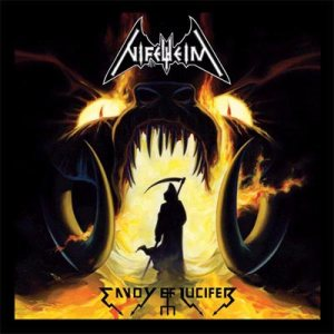 Nifelheim - Envoy of Lucifer cover art
