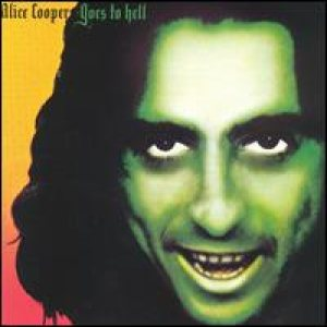 Alice Cooper - Alice Cooper Goes to Hell cover art