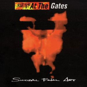 At The Gates - Suicidal Final Art cover art