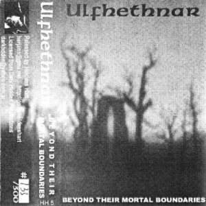 Ulfhethnar - Beyond Their Mortal Boundaries cover art