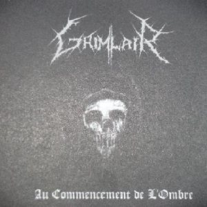 Grimlair - Au Commencement de l´ombre cover art