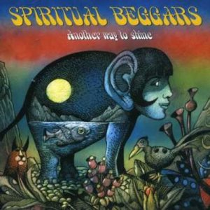 Spiritual Beggars - Another Way to Shine cover art