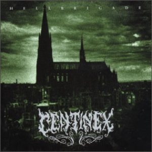 Centinex - Hellbrigade cover art