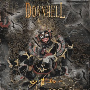 Downhell - Runaway cover art