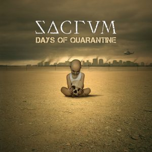 Sacrum - Days of Quarantine cover art