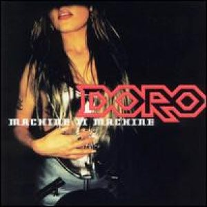 Doro - Machine II Machine cover art