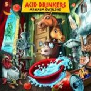 Acid Drinkers - Maximum Overload cover art