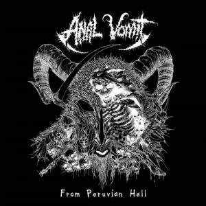 Anal Vomit - From Peruvian Hell cover art
