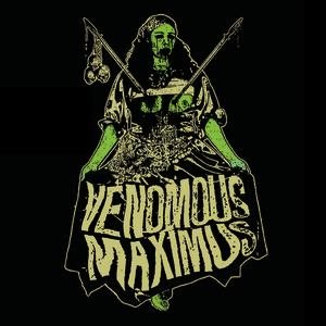 Venomous Maximus - Give Up the Witch cover art