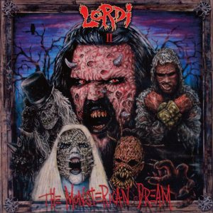 Lordi - The Monsterican Dream cover art