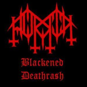 Horrid - Blackened Deathrash cover art