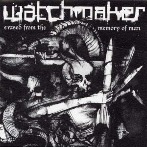 Watchmaker - Erased from the Memory of Man cover art