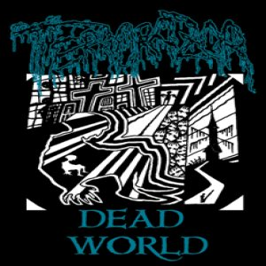 Terrorazor - Dead World cover art
