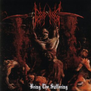 Dripping - Bring the Suffering cover art