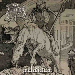Hell Icon - Maledictum cover art