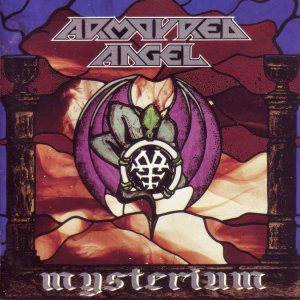 Armored Angel - Mysterium cover art