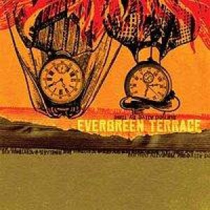 Evergreen Terrace - Burned Alive by Time cover art