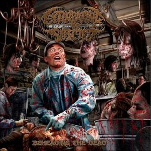 Extirpating the Infected - Beheading the Dead cover art