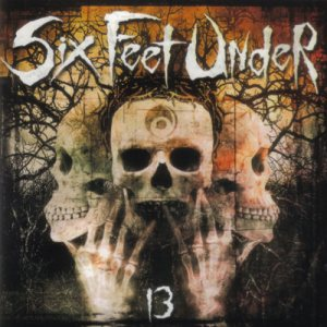 Six Feet Under - 13 cover art