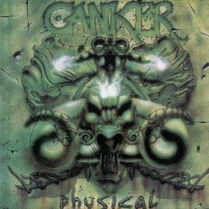 Canker - Physical cover art