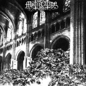 Mutiilation - Remains of a Ruined, Dead, Cursed Soul cover art