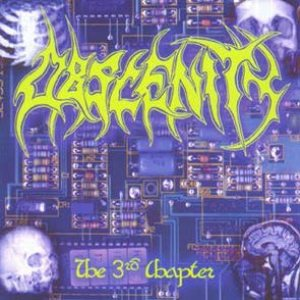 Obscenity - The 3rd Chapter cover art