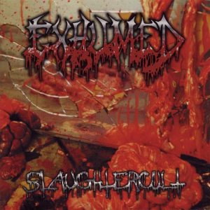 Exhumed - Slaughtercult cover art