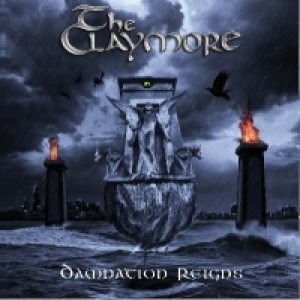 The Claymore - Damnation Reigns cover art