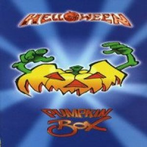 Helloween - The Pumpkin Box cover art