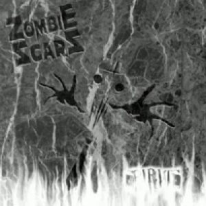 Zombie Scars - Spirits cover art
