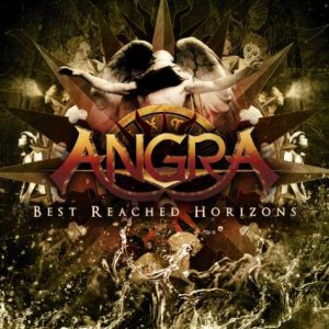 Angra - Best Reached Horizons cover art