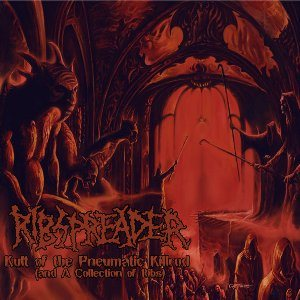 Ribspreader - Kult of the Pneumatic Killrod (And a Collection of Ribs) cover art