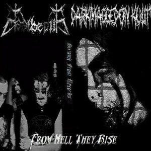 Baalberith - From Hell They Rise cover art