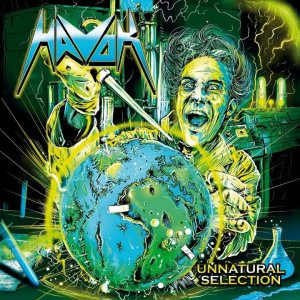 Havok - Unnatural Selection cover art