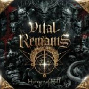 Vital Remains - Horrors of Hell cover art