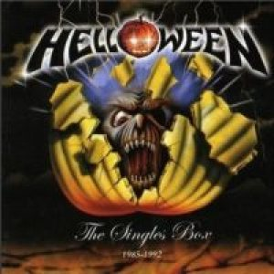 Helloween - The Singles Box (1985-1992) cover art