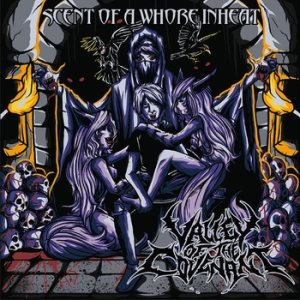 Valley of the Covenant - Scent of a Whore Inheat cover art