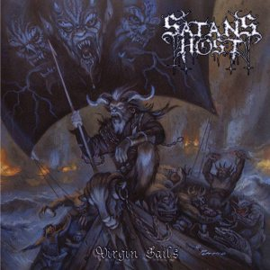 Satan's Host - Virgin Sails cover art