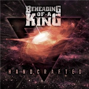 Beheading of a King - Handcrafted cover art