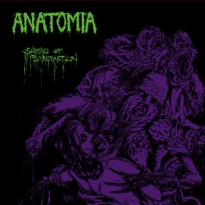 Anatomia - Shreds of Putrefaction cover art