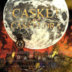 Casket of Cassandra - Day Four cover art