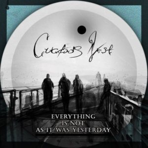 Cuckoo's Nest - Everything Is Not as It Was Yesterday cover art