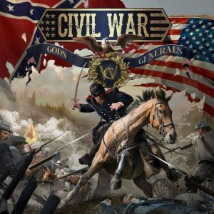 Civil War - Gods and Generals cover art