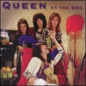 Queen - At the BBC cover art
