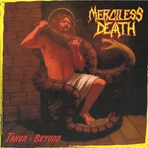 Merciless Death - Taken Beyond cover art