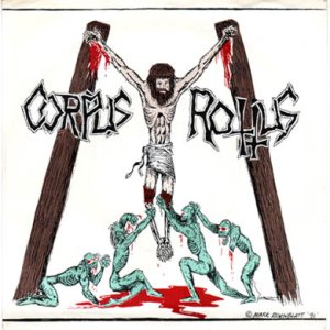 Corpus Rottus - Intensified Gore cover art