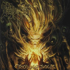 Deeds of Flesh - Crown of Souls cover art